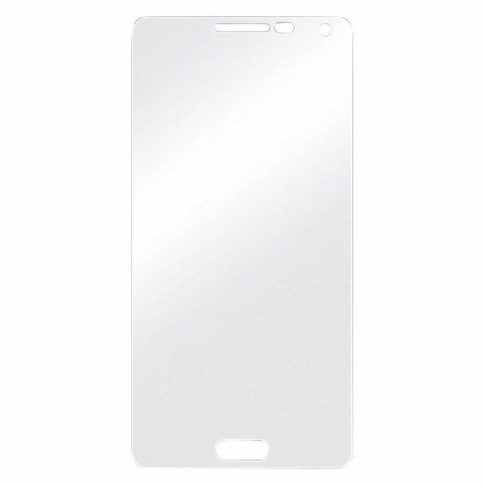 Hama Displayschutzfolie für Samsung Galaxy A5, 2er Set »Displayschutz Schutzfolie« in Transparent