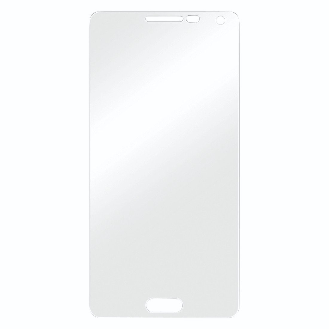 Hama Displayschutzfolie für Samsung Galaxy A5, 2er Set »Displayschutz Schutzfolie«