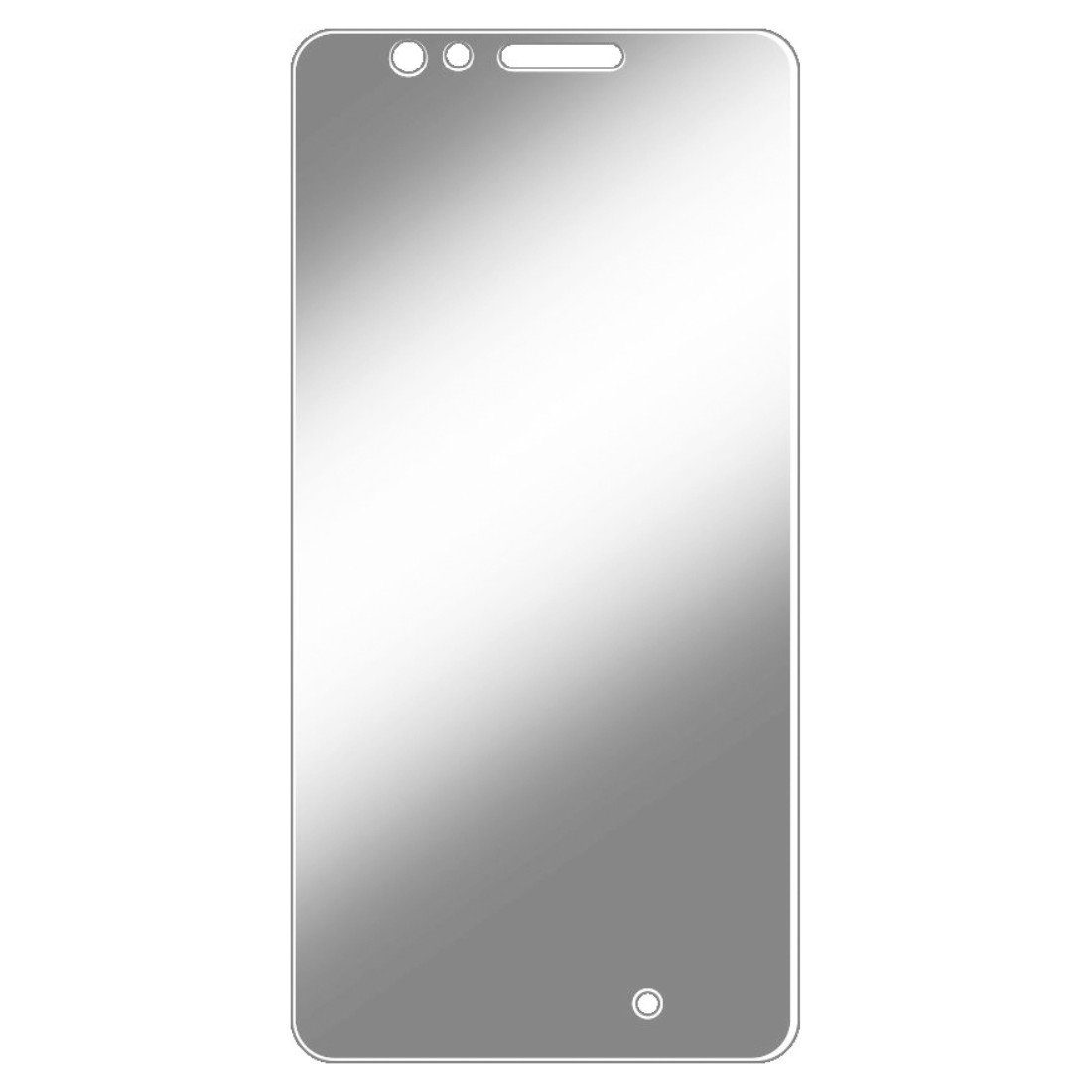Hama Display-Schutzfolie Crystal Clear für Microsoft Lumia 950, 2