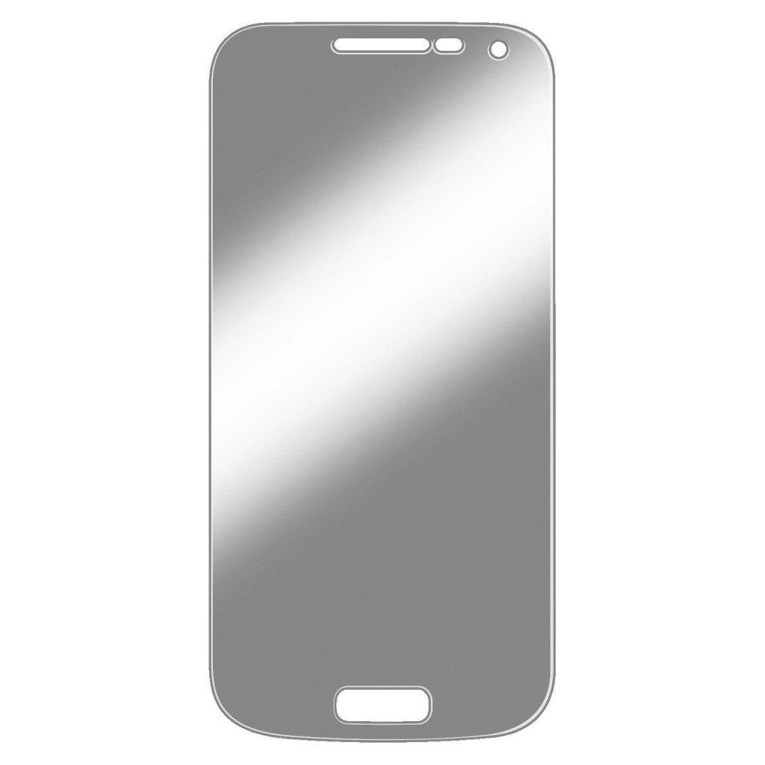 Hama Displayschutzfolie für Samsung Galaxy S4 mini, 2er Set »Displayschutz Schutzfolie«