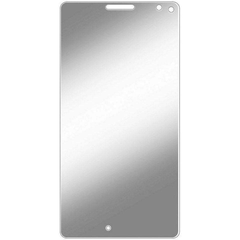 Hama Displayschutzfolie für Microsoft Lumia 950XL, 2er Set »Displayschutz Schutzfolie« in Transparent