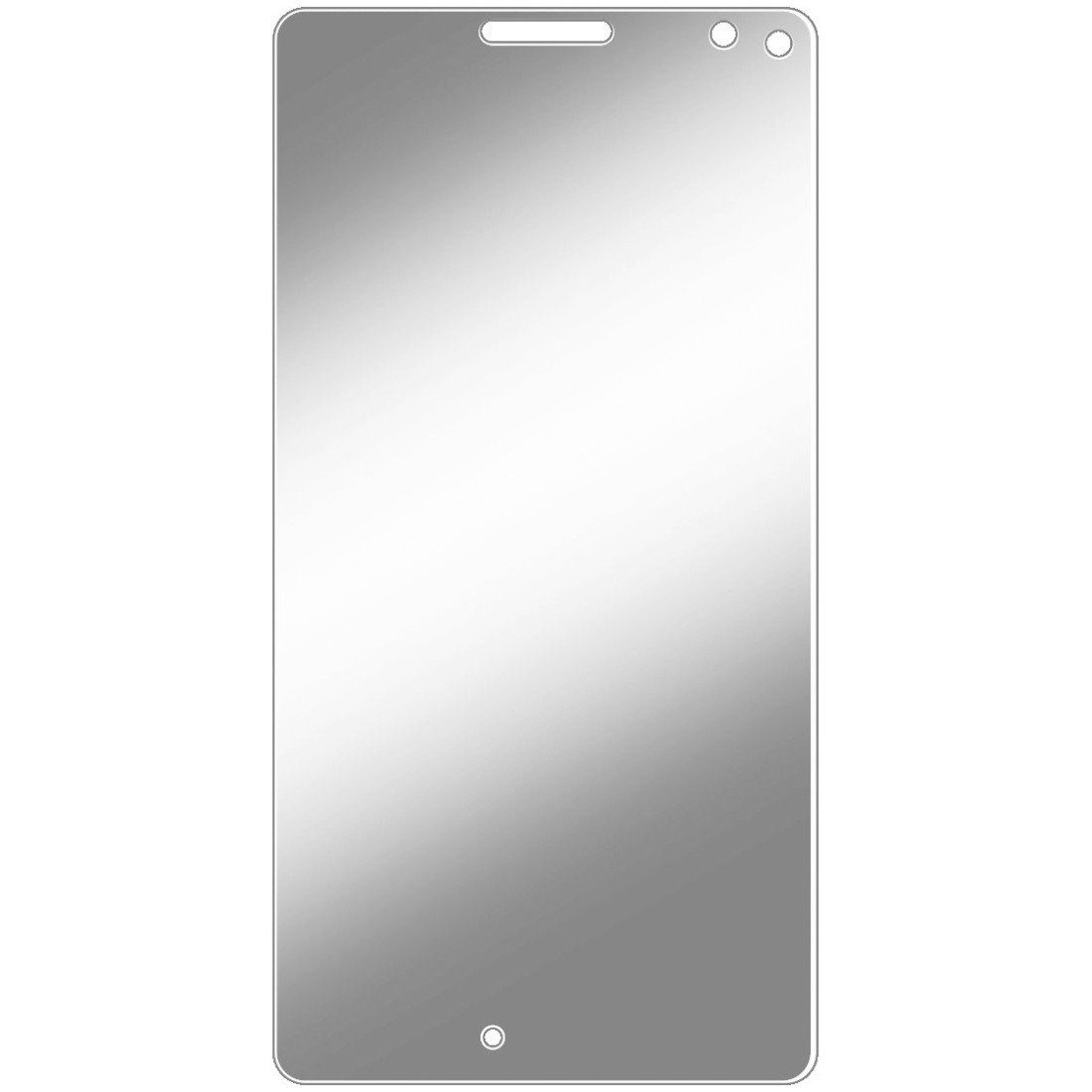 Hama Displayschutzfolie für Microsoft Lumia 950XL, 2er Set »Displayschutz Schutzfolie«