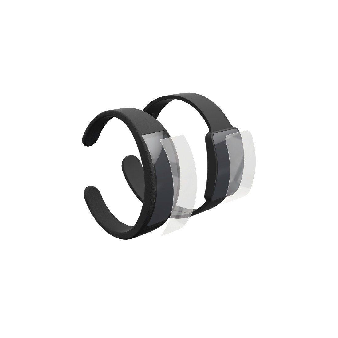 Hama Display-Schutzfolie Shock Absorber für Apple Watch, 42 mm, 2