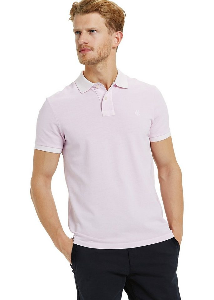 Marc O'Polo Polo in 605 pale pink