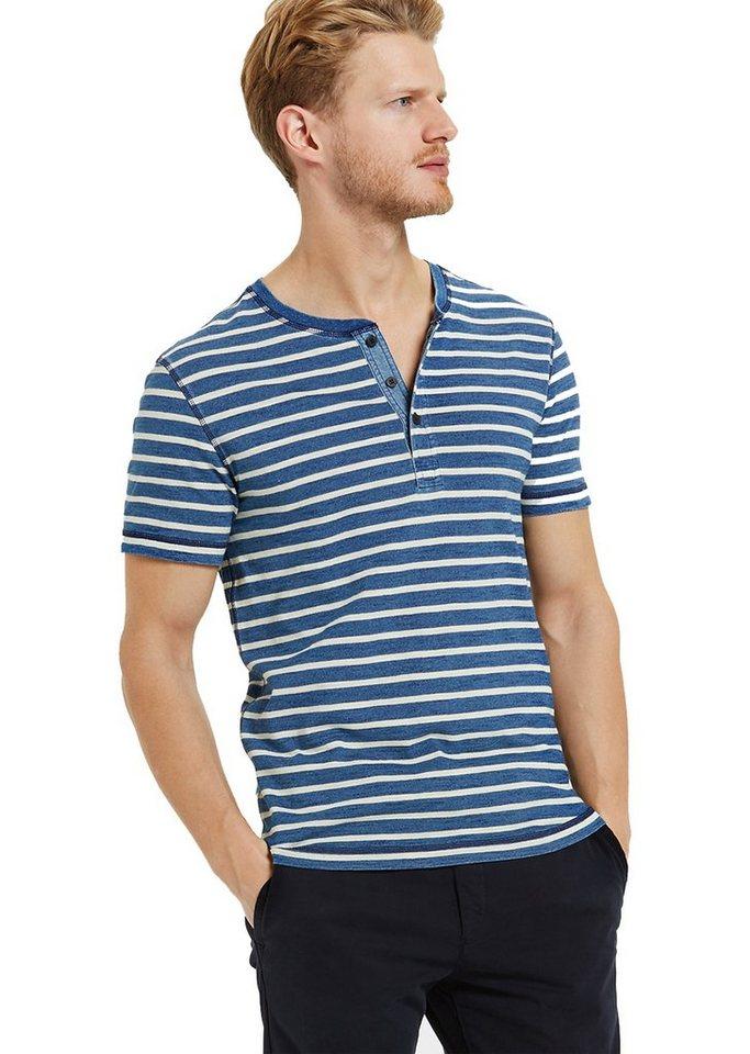 Marc O'Polo Shirt in 805 bluegrey