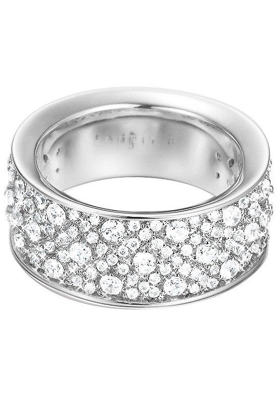 Esprit Ring mit Zirkonia, »ESPRIT-JW50056, ESRG02347A« in silberfarben