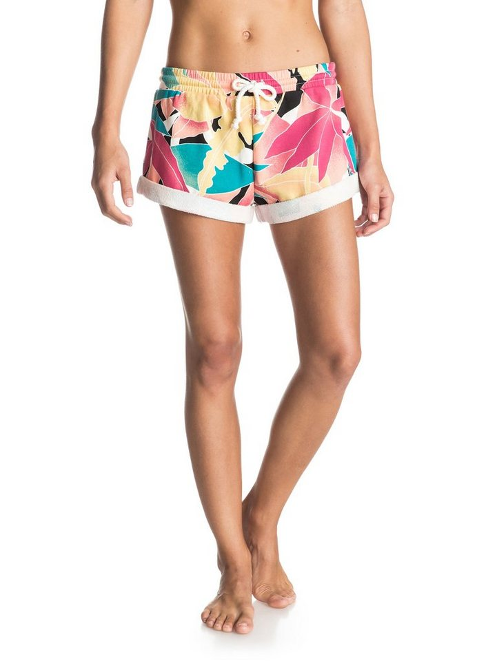Roxy Short »Day Too Soon Printed« in tropical monsoon true bl