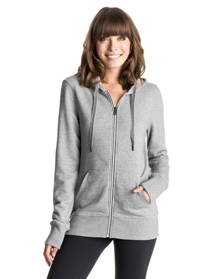 Roxy Sweatshirt »Throw Down« in heritage heather