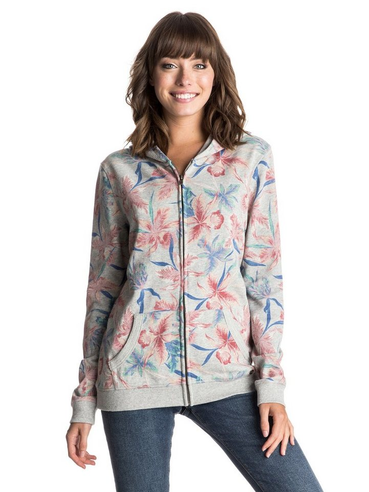 Roxy Sweatshirt »Surf City« in maui lights heritage hea