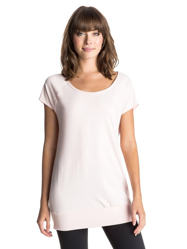 Roxy T-Shirt »Clarity« in Rose shadow