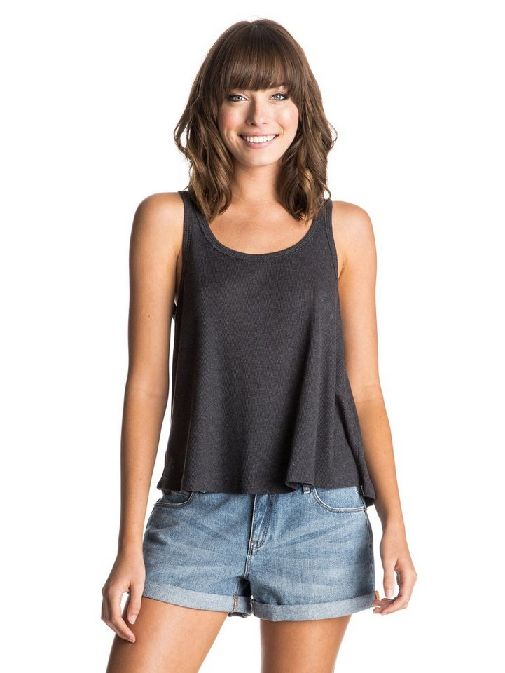 Roxy Tank »Lone Palm« in Dark midnight