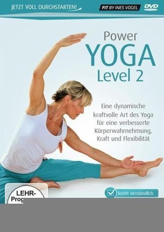 DVD »Power Yoga Level 2«