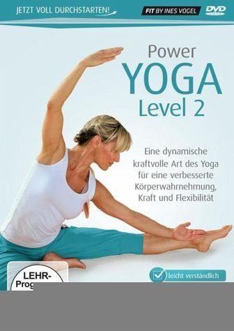 DVD »Power Yoga Level 2«