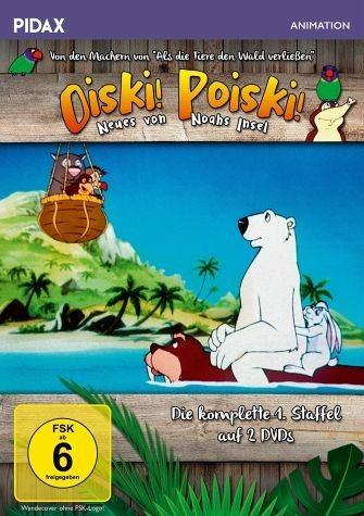 DVD »Oiski! Poiski! - Neues von Noahs Insel: Die...«