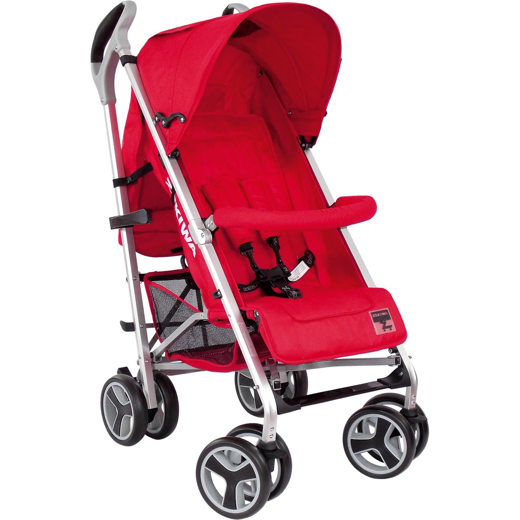 Zekiwa Buggy ALU Champion, red, 2016