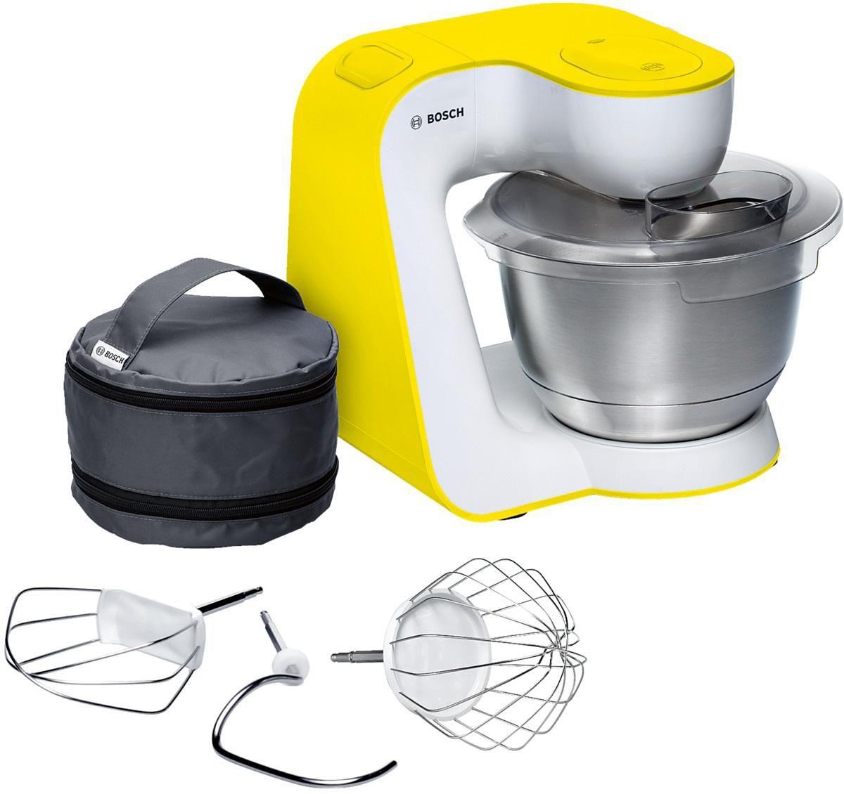 BOSCH Küchenmaschine StartLine MUM54Y00, 900 W, 3,9 l Schüssel