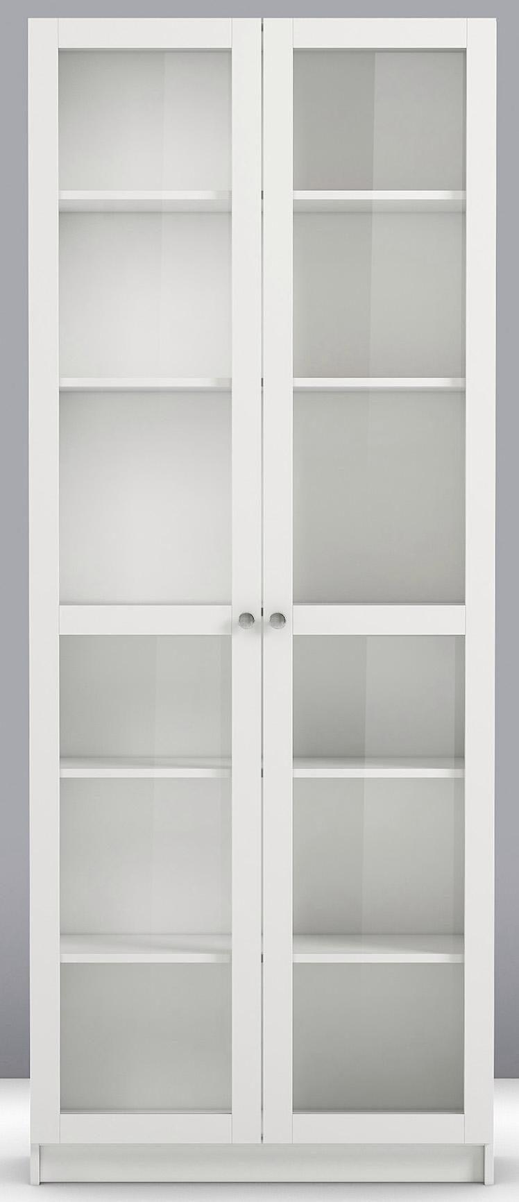 Home affaire Glastüren-Set »Anette«, Breite 80 cm.