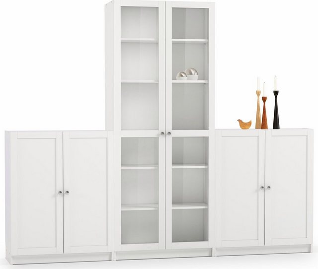 Regale - Home affaire Wohnwand »Anette1«, (Set, 6 St)  - Onlineshop OTTO
