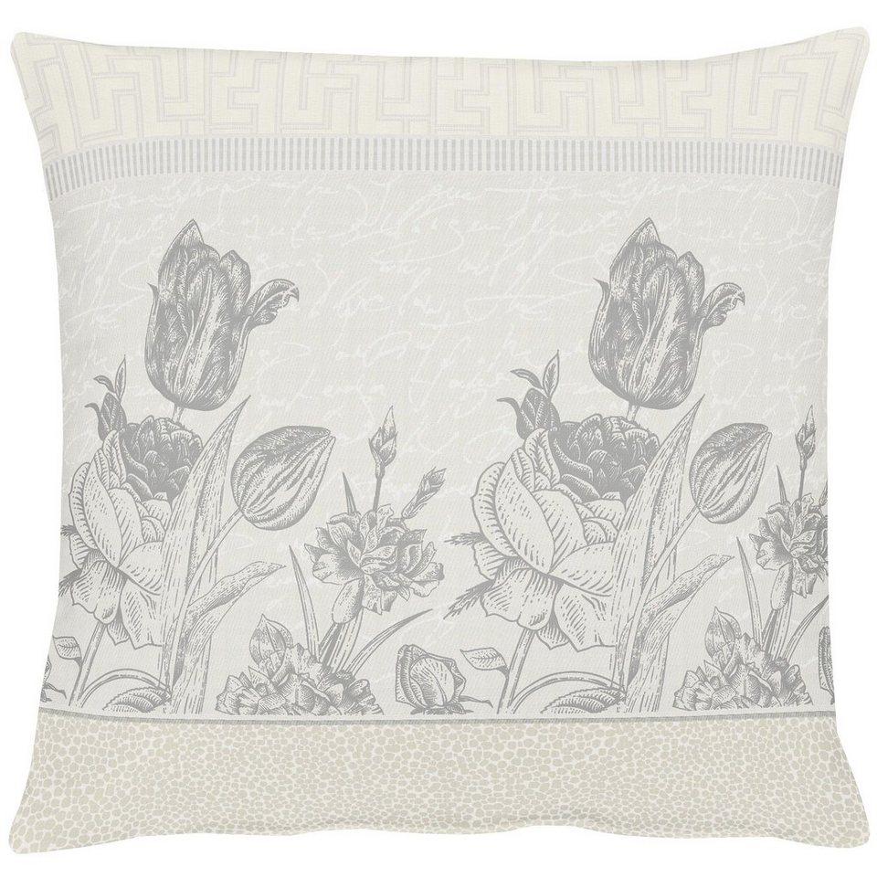 dekokissen tulip apelt mit rei verschluss online. Black Bedroom Furniture Sets. Home Design Ideas