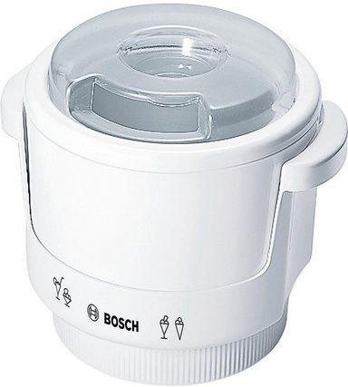 BOSCH Eisbereiteraufsatz MUZ4EB1, Zubehör für Bosch Küchenmaschinen nur aus der Serie MUM4...: