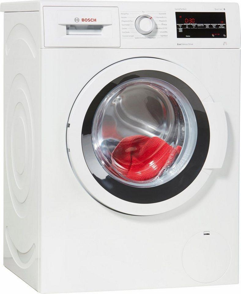 BOSCH Waschmaschine WAT28410, A+++, 7 kg, 1400 U/Min in weiß