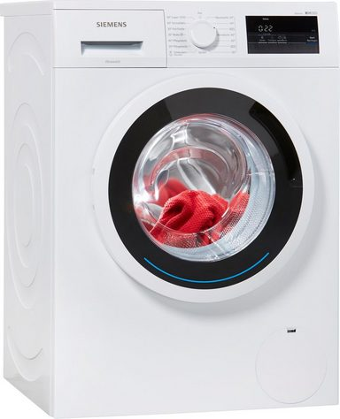SIEMENS Waschmaschine iQ300 WM14N0ECO, 1400 U/Min