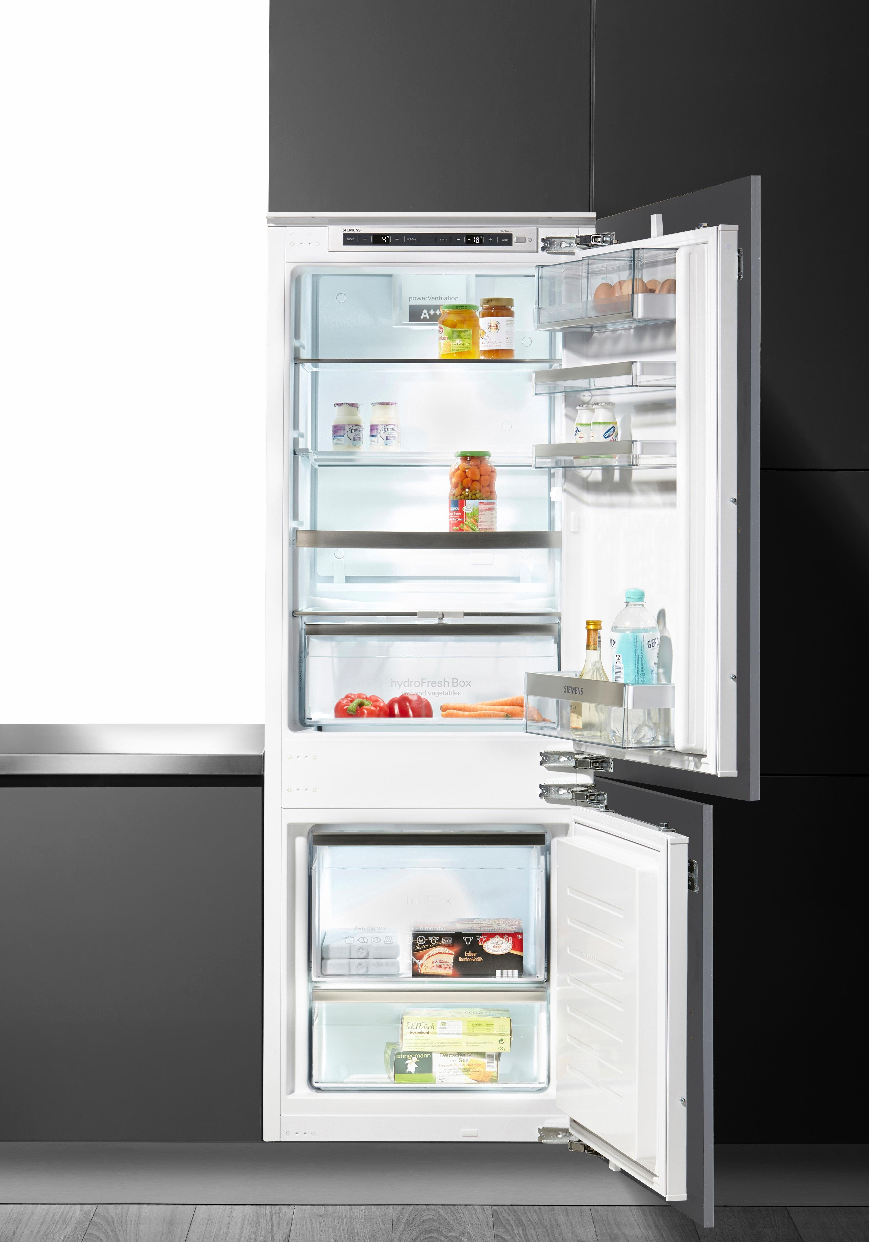 Siemens Einbau-Kühl-Gefrier-Kombination FLA KI77SAD40, A+++, 157,8 cm hoch