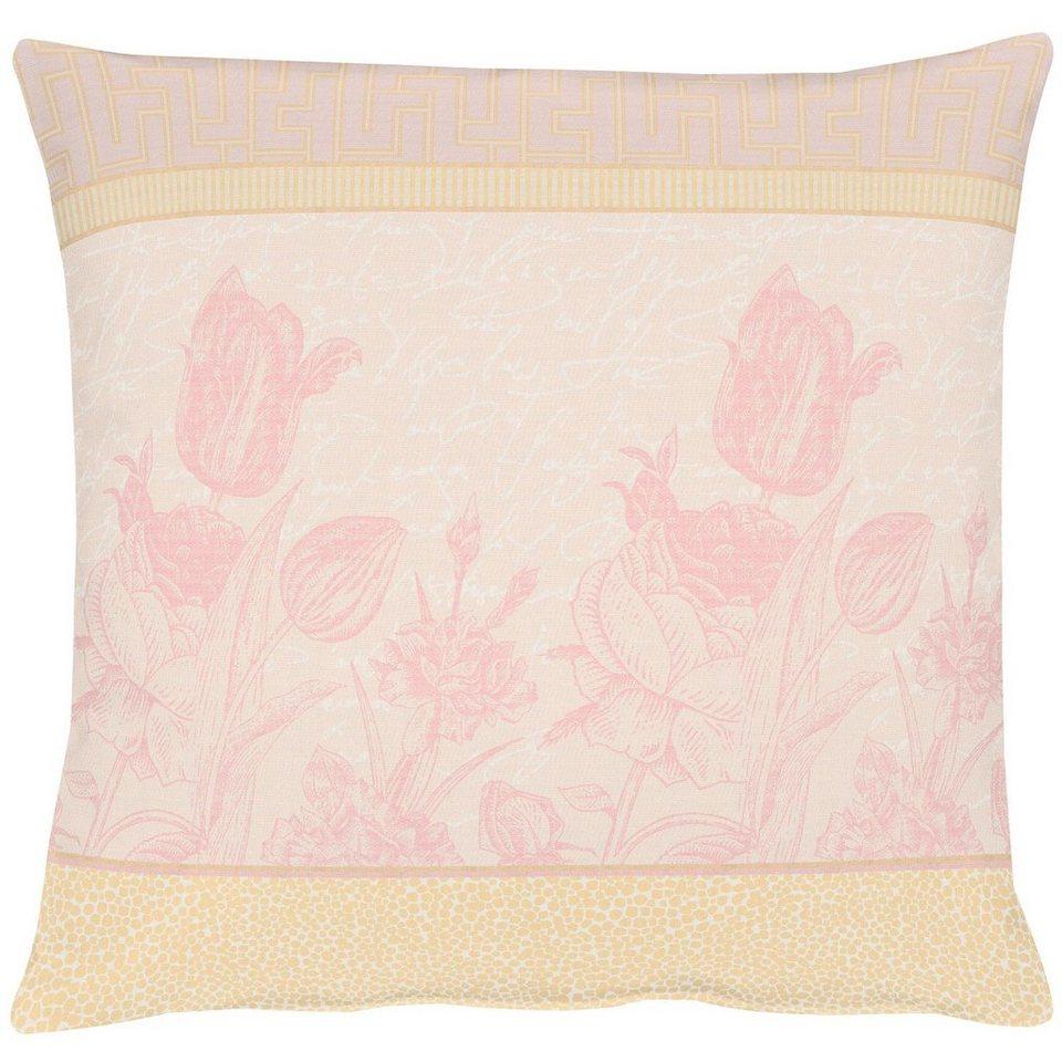 Kissenhüllen, Apelt, »Tulip« (1 Stück) in rose