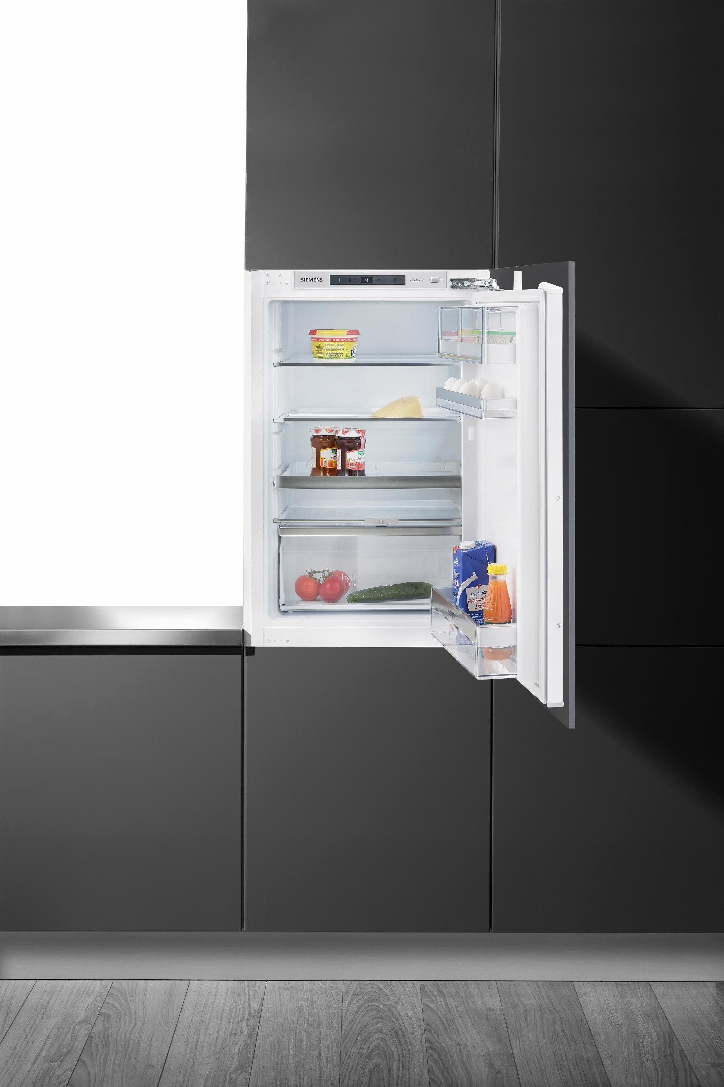 Siemens integrierbarer Einbau-Kühlschrank KI21RAF30, A++, 88 cm