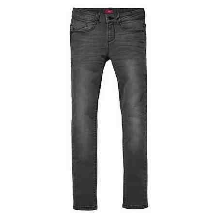 s.Oliver RED LABEL Junior Stretch-Jeans Skinny-fit