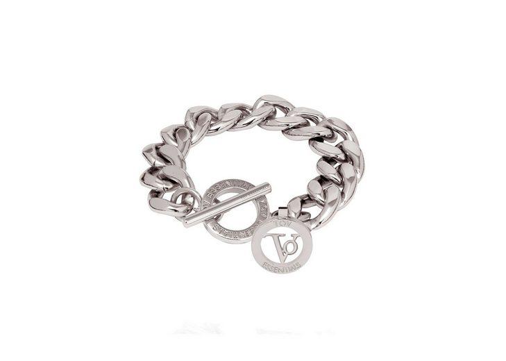 TOV Armband, »Small Flat chain Bracelet, 1701.003«