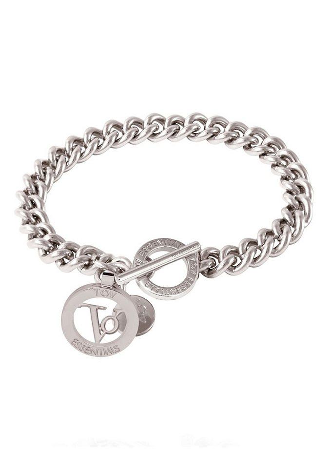 TOV Armband, »Ini Mini Solochain Bracelet, 1698.003« in silberfarben