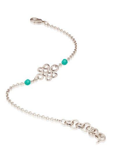 TOV Armband mit Swarovski-Kristallen, »Infinity Knot Multi bracelet, 1343.003.258«