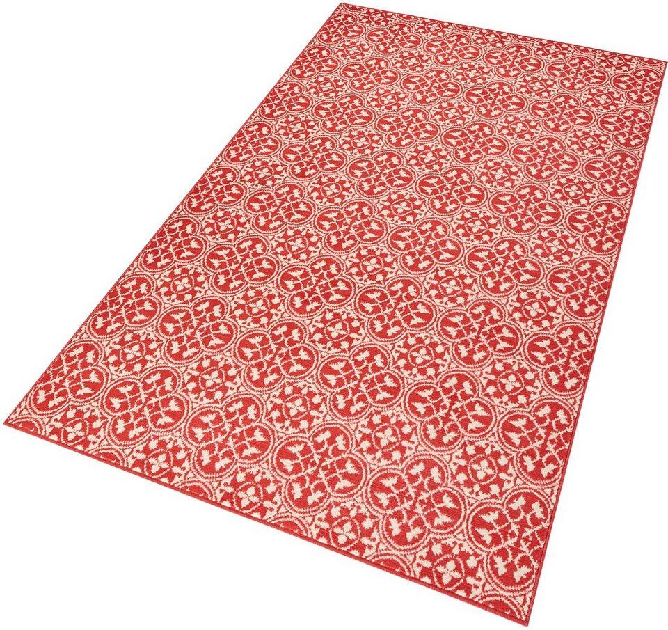 teppich pattern hanse home rechteckig h he 9 mm. Black Bedroom Furniture Sets. Home Design Ideas