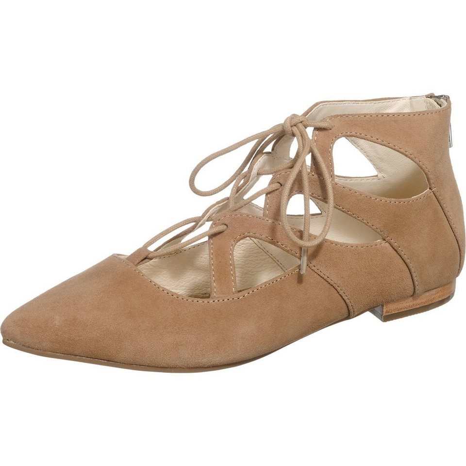 BUFFALO Ballerinas in beige