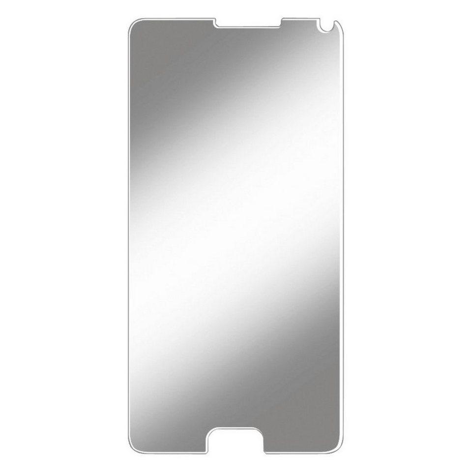 Hama Displayschutzfolie für Samsung Galaxy Note 4, 2er Set »Displayschutz Schutzfolie« in Transparent