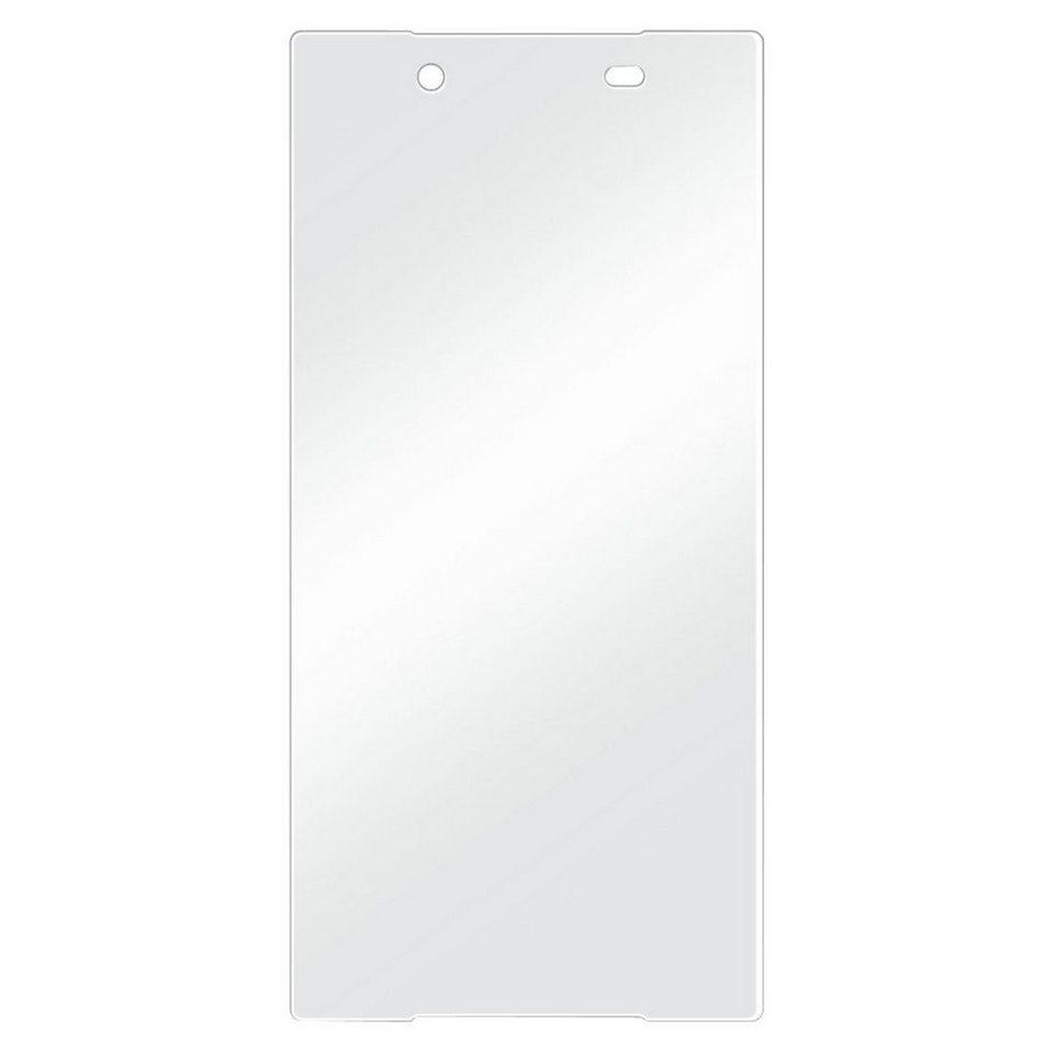 Hama Displayschutzfolie für Sony Xperia Z5, 2er Set Handy Folie »Displayschutz Schutzfolie« in Transparent