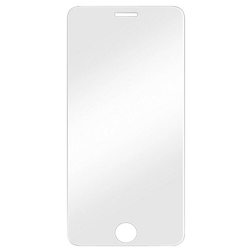 Hama Display-Schutzfolie Full Screen für Apple iPhone 6/6s in Transparent
