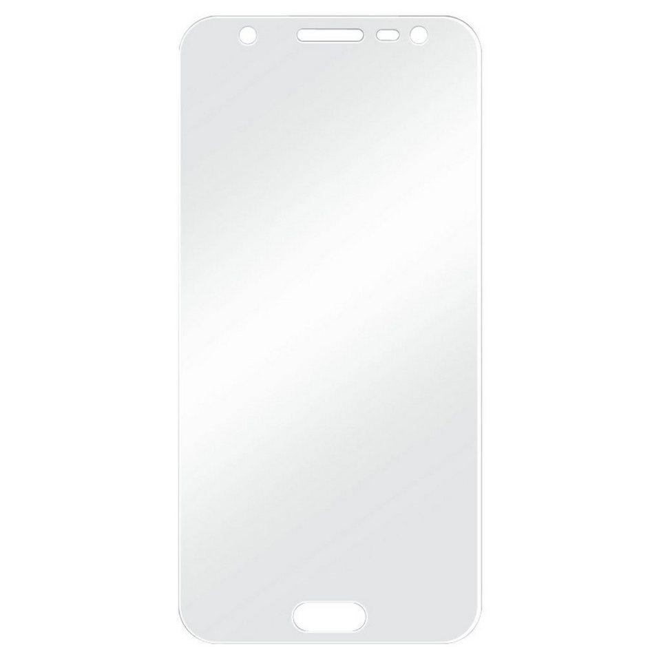 Hama Displayschutzfolie für Samsung Galaxy J5 2er Set Handyfolie »Displayschutz Schutzfolie« in Transparent