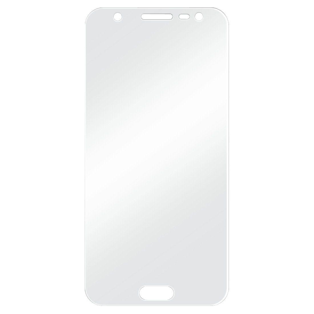 Hama Displayschutzfolie für Samsung Galaxy J5 2er Set Handyfolie »Displayschutz Schutzfolie«