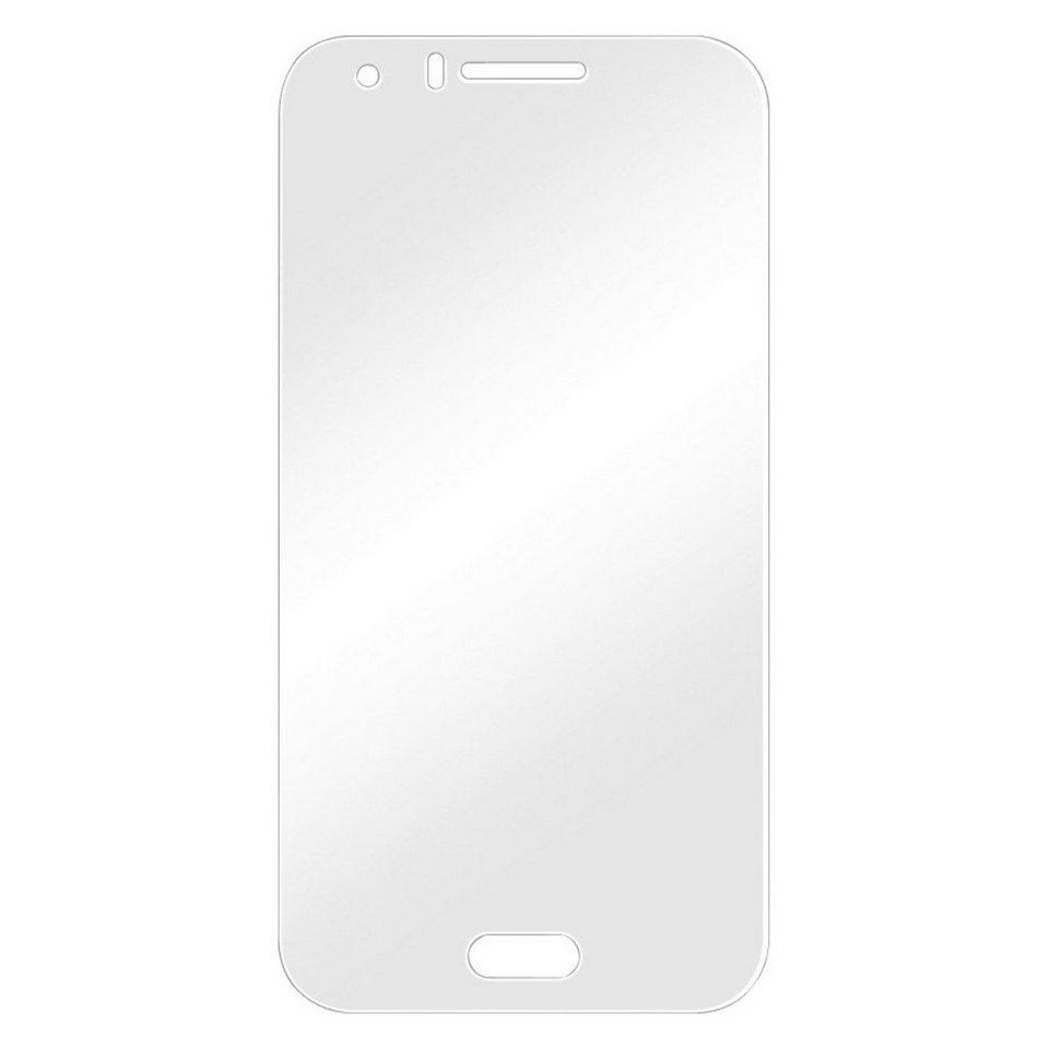 Hama Displayschutzfolie für Samsung Galaxy J1, 2er Set »Displayschutz Schutzfolie« in Transparent