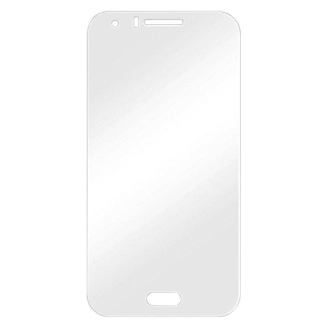 Hama Displayschutzfolie für Samsung Galaxy J1, 2er Set »Displayschutz Schutzfolie«