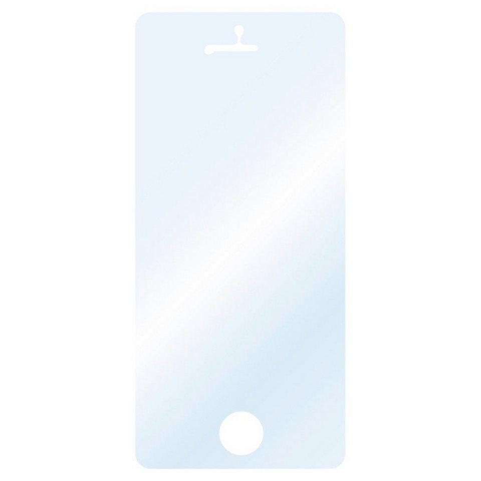 Hama Schutzfolie Displayschutzfolie für iPhone 6 und 6s »stoßfeste Anti-Schock-Folie« in Transparent