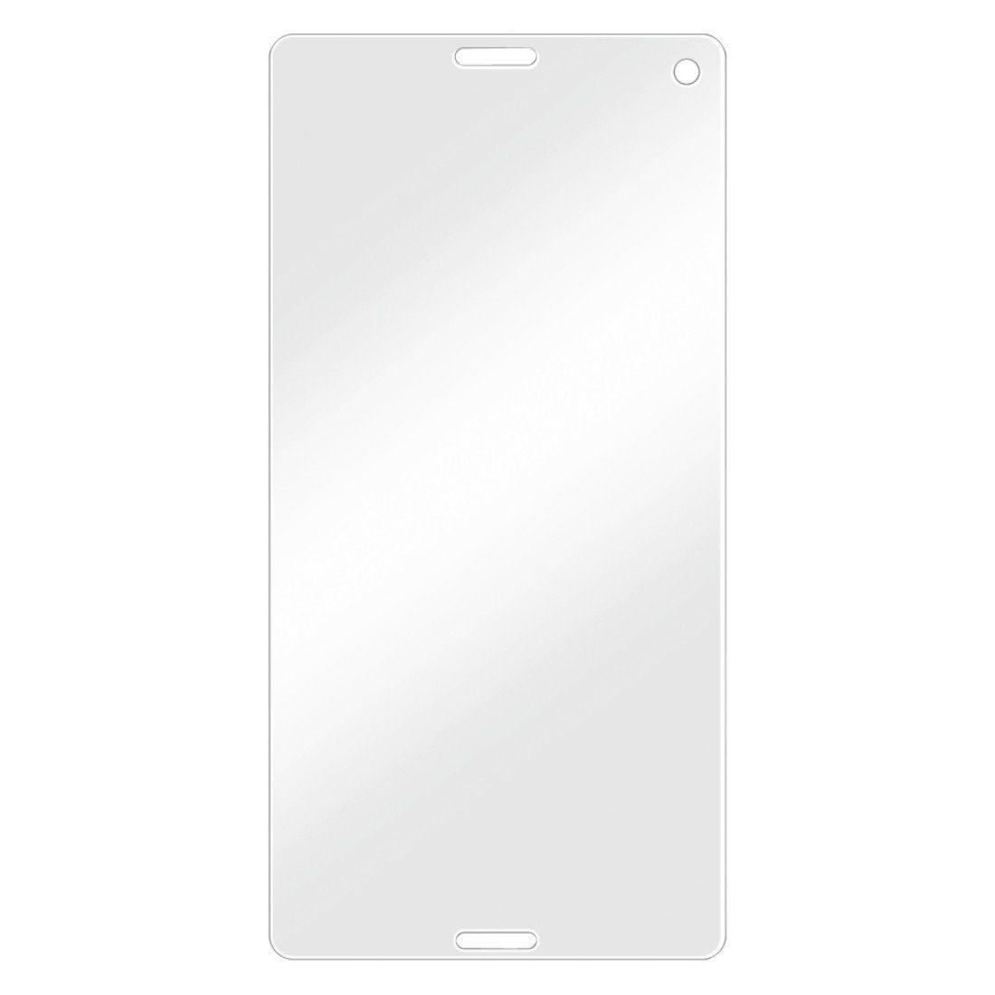 Hama Displayschutzfolie für Sony Xperia Z3 Compact, 2er Set »Displayschutz Schutzfolie«