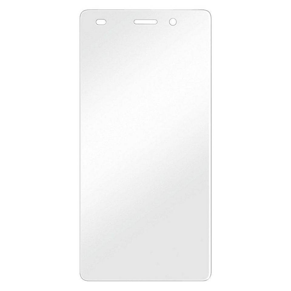 Hama Displayschutzfolie für Huawei P8 Lite, 2er Set »Displayschutz Schutzfolie« in Transparent