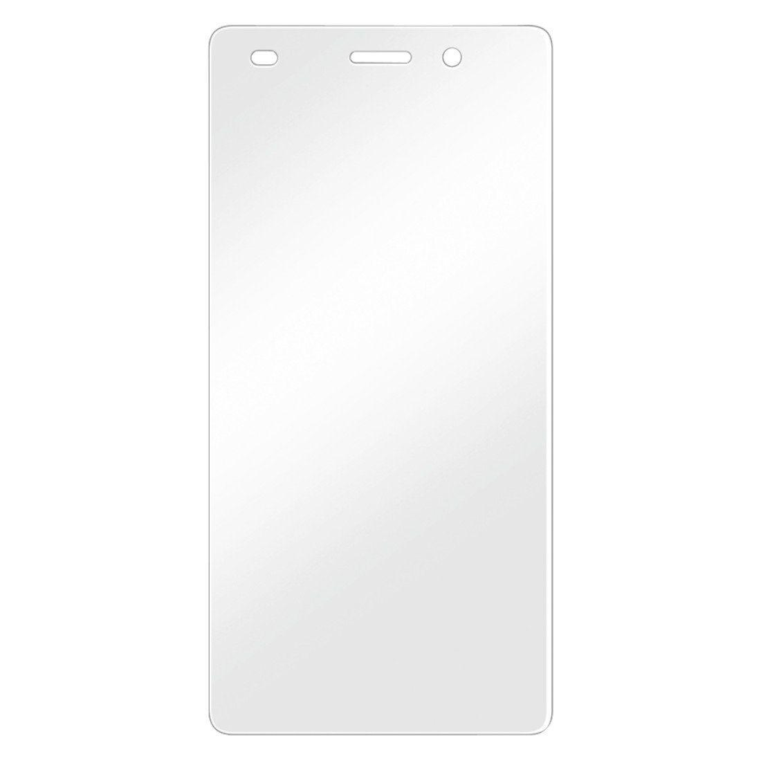 Hama Displayschutzfolie für Huawei P8 Lite, 2er Set »Displayschutz Schutzfolie«
