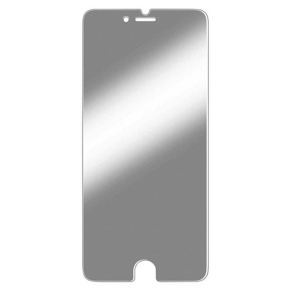 Hama Displayschutzfolie für Apple iPhone 6 Plus/6s Plus, 2er Set »Displayschutz Schutzfolie« in Transparent
