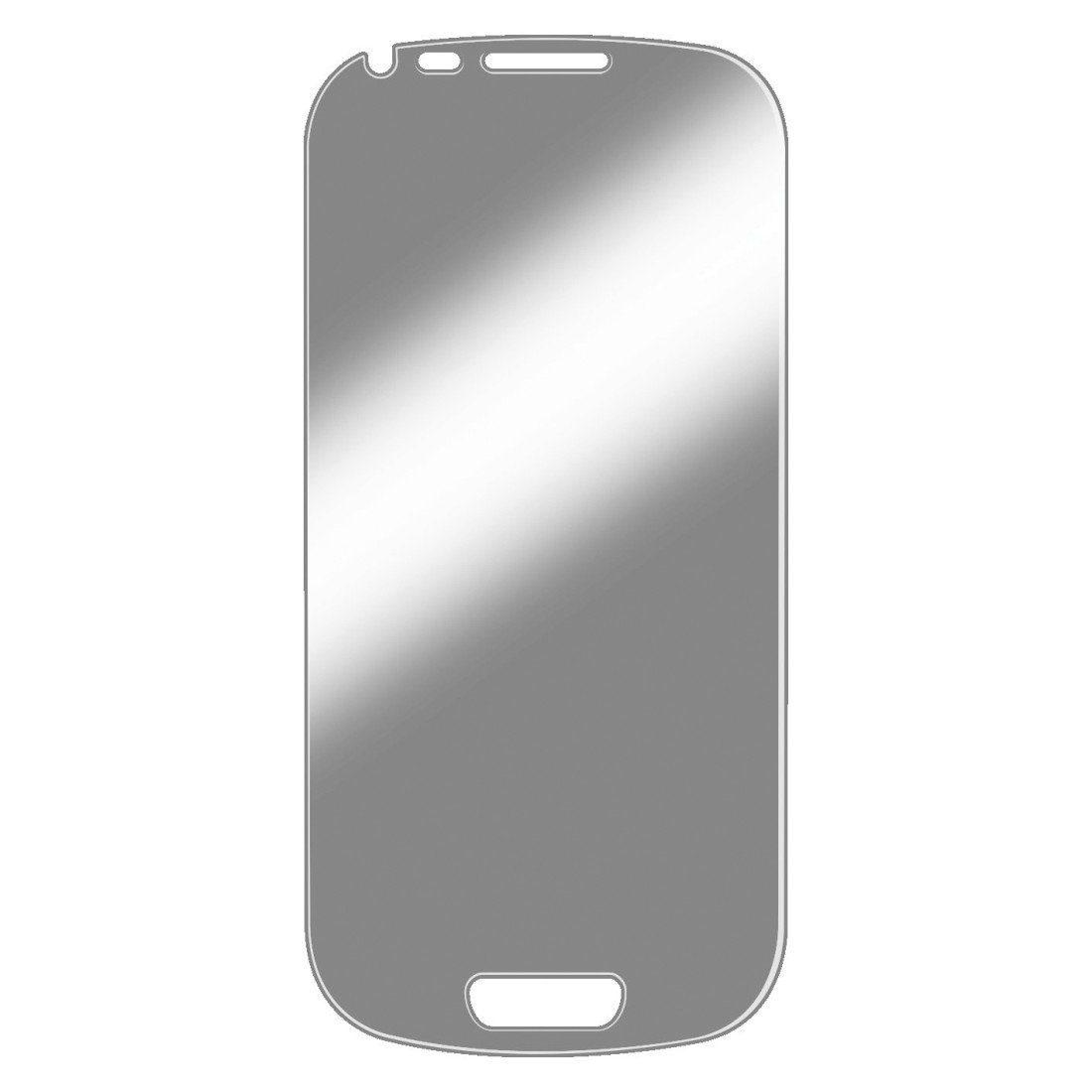 Hama Display-Schutzfolie Crystal Clear für Samsung Galaxy S3 mini, 2