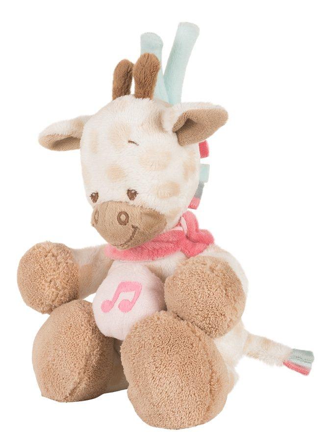 NATTOU Minispieluhr, »Charlotte die Giraffe«