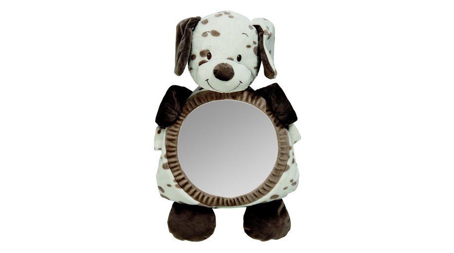 NATTOU Spiegel für Auto, beige, »Max der Hund«